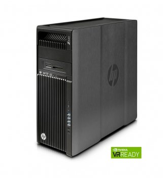 HP Z640 Highend EVO5 8 Core| Nvidia Pascal | 64GB | Z Turbo G2 | NextGen